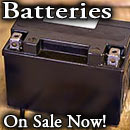 Batteries on Sale Now!